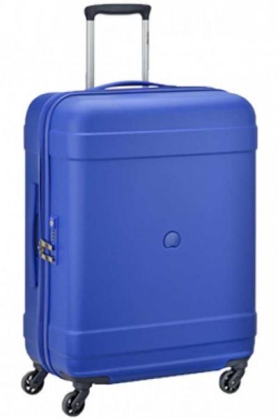 Troler Delsey Indiscrete Hard 66 cm albastru 1
