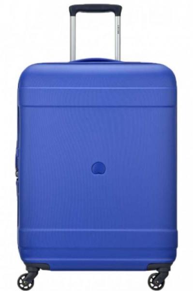 Troler Delsey Indiscrete Hard 76 cm albastru