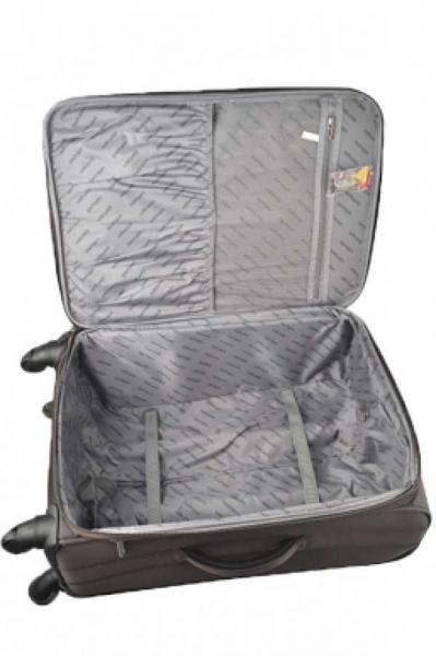 Mirano Troler textil 4 roti South 78 negru 4