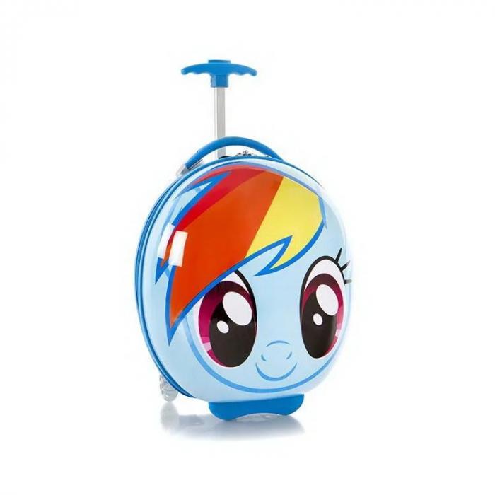 Troler de calatorie pentru copii Heys My Little Poney 4