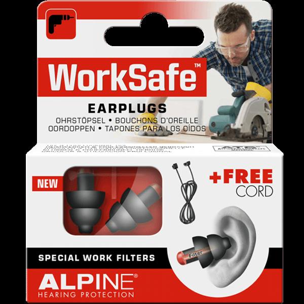 Dopuri de urechi Alpine Worksafe 0