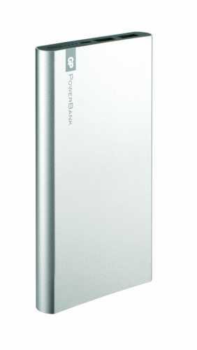 Acumulator portabil powerbank 10000mAh, argintiu, GP 1