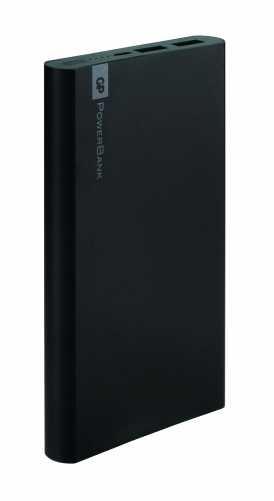 Acumulator portabil powerbank 10000mAh, negru, GP 0