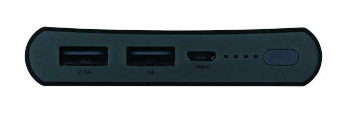 Acumulator portabil powerbank 10000mAh, negru, GP 3