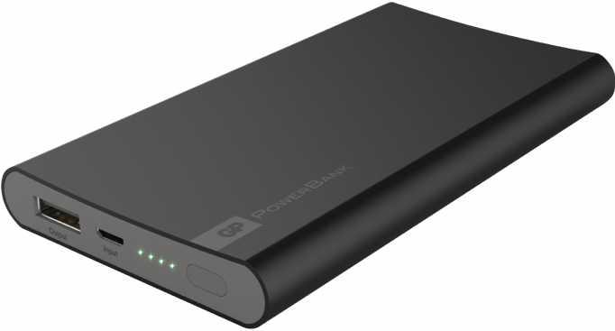 Acumulator portabil powerbank 5000mAh , negru, GP 3