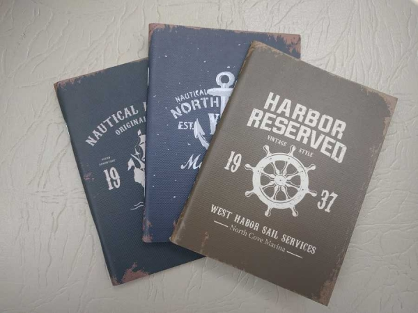 Notebook 24 file motive Navy Harbor Reserved 0