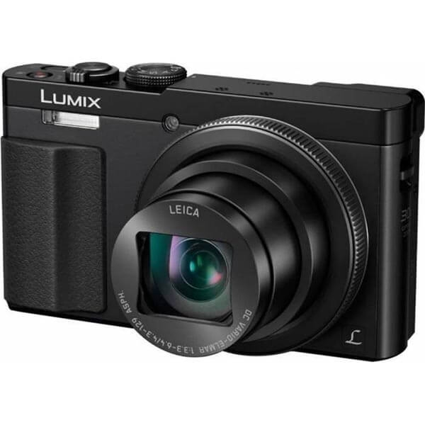 Camera foto Panasonic DMC-TZ70EP-K, neagra 0