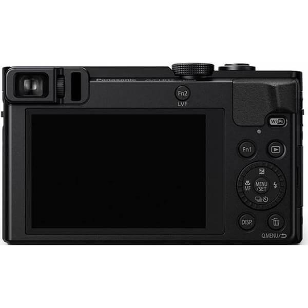 Camera foto Panasonic DMC-TZ70EP-K, neagra 1