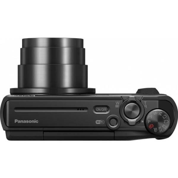 Camera foto Panasonic DMC-TZ57EP-K, neagra 1