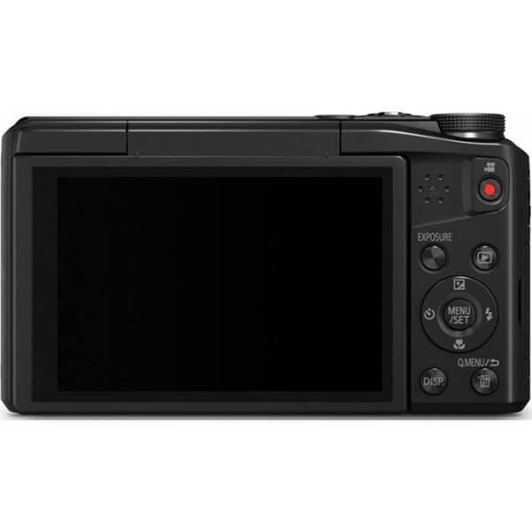 Camera foto Panasonic DMC-TZ57EP-K, neagra 2