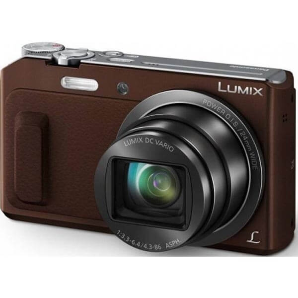 Camera foto Panasonic DMC-GF7KEG-T maro