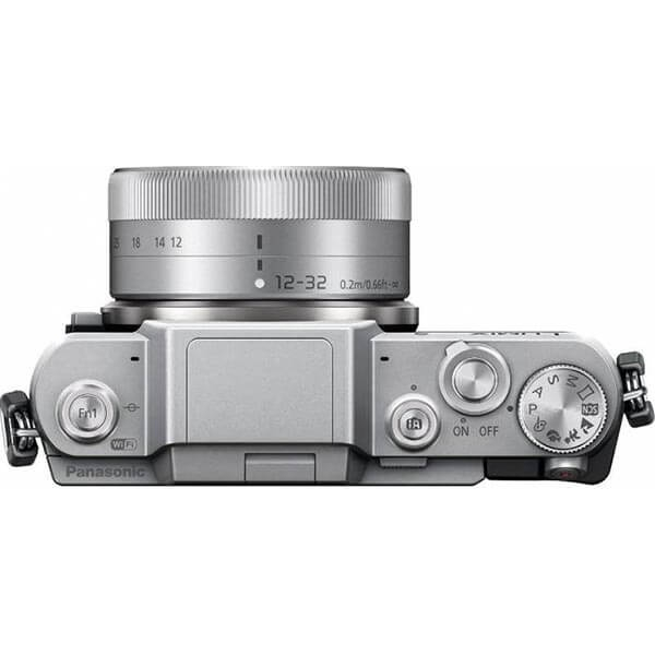 Camera foto Panasonic gri DMC-GF7KEG-S 2