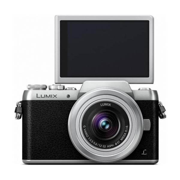 Camera foto Panasonic gri DMC-GF7KEG-S 3