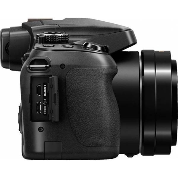 Camera foto Panasonic DC-FZ82EP-K, neagra 2