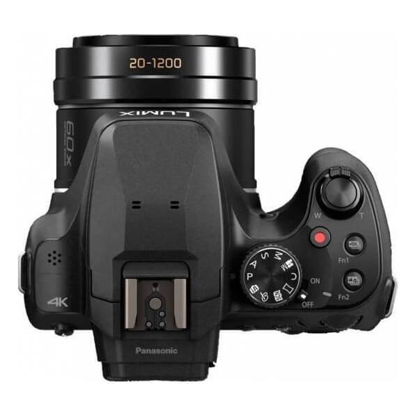 Camera foto Panasonic DC-FZ82EP-K, neagra