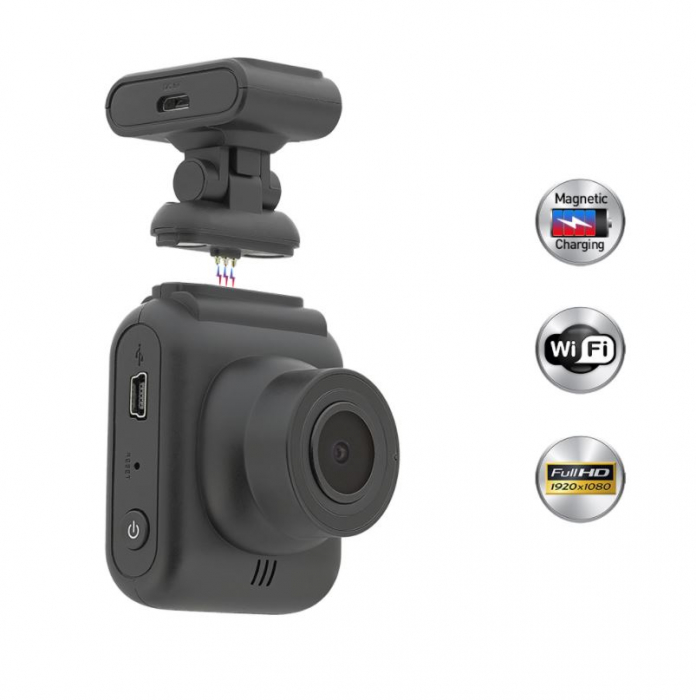Camera de bord Tellur Dash Patrol DC1 Full HD 1080P 2