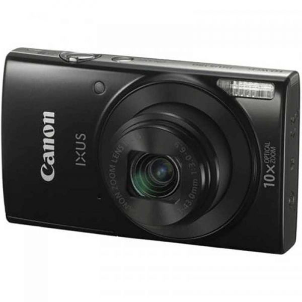 Camera foto Canon IXUS 190 BLACK, rezolutie 20 MP 1