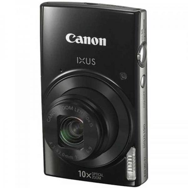 Camera foto Canon IXUS 190 BLACK, rezolutie 20 MP 2