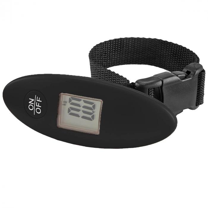 Travelite - Cantar digital bagaje (max 40kg) - negru 0