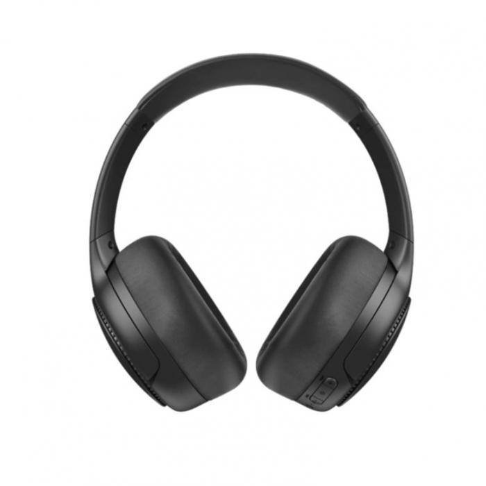 Casti PANASONIC RB-M700BE-K, Extra Bass Wireless, Noise Cancelling, Bass Reactor, around -Ear, Negru 1