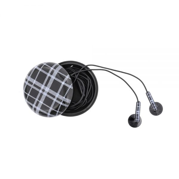 Casti Tellur In-Ear Berry - Negru 0