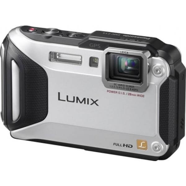 Camera foto Panasonic DMC-FT5EP-S, silver 0
