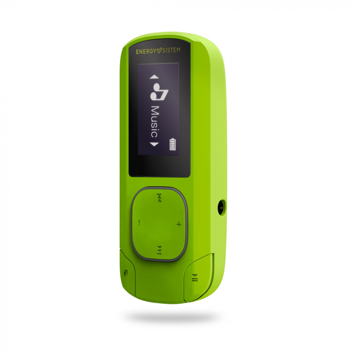 MP3/MP4 Player Energy Sistem Greestone 16GB, BRATARA FITNESS INCLUSA, casti sport - Resigilat 2