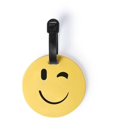 Eticheta de calatorie Smiling Face Wink 0