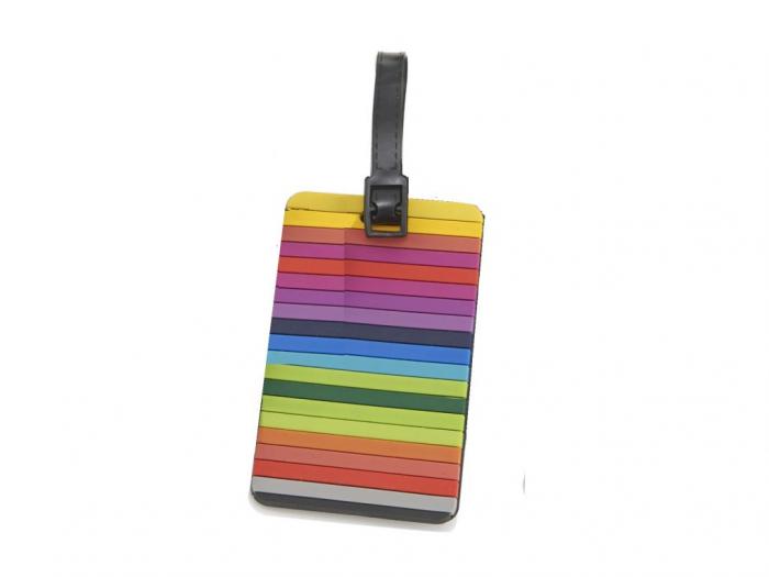 Eticheta de calatorie Travelite Stripes 0