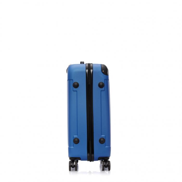 Troler de cabina MIRANO, SLIDE S, Albastru 3