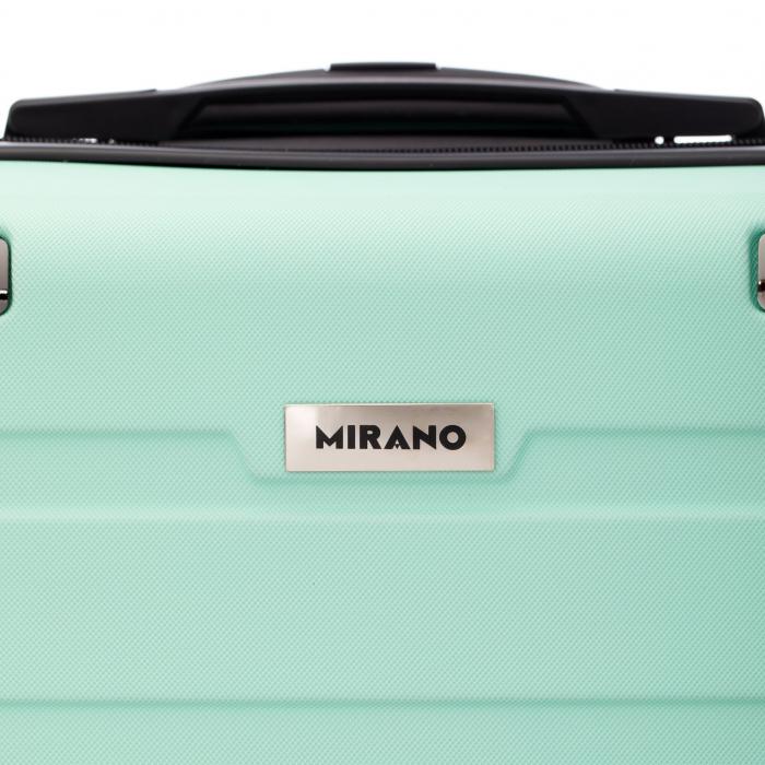 Troler de cabina MIRANO, Glide S, Turquoise 3