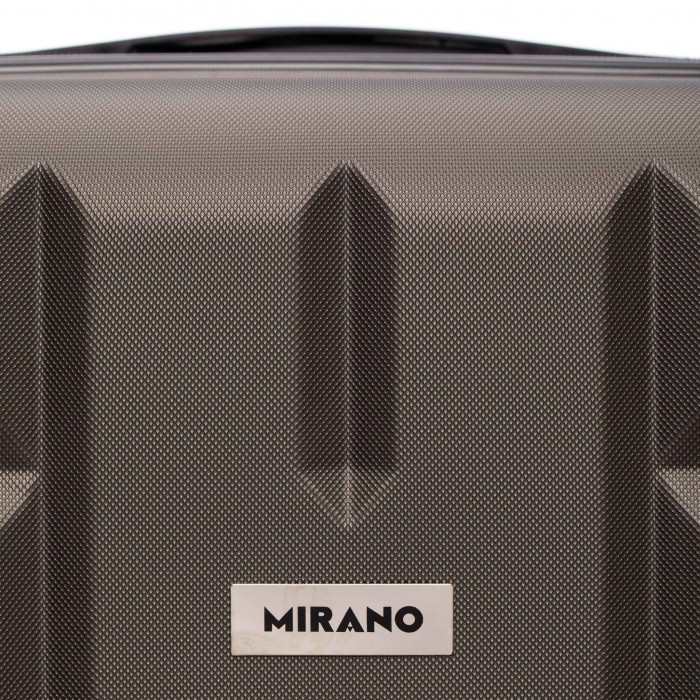 Troler de cabina MIRANO, NOVEL S, dark grey 9