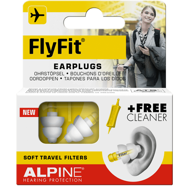 Dopuri de urechi Alpine Flyfit 0