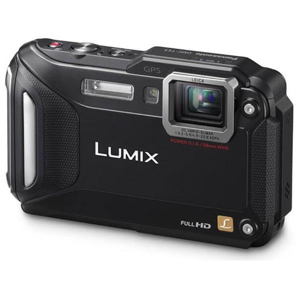 Camera foto Panasonic DMC-FT5EP-K, neagra 1