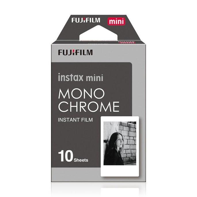 Fujifilm Instax Mini Pack Monochrome - film instant