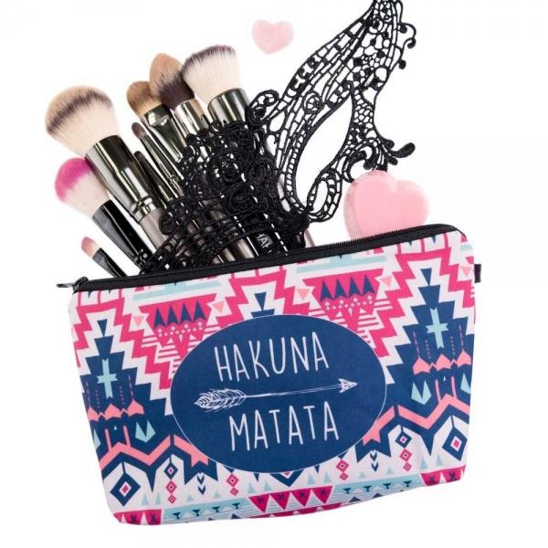 Geanta cosmetice 3D - Hakuna Matata 2