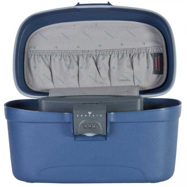 Beauty Case Roncato Light, Albastru 1