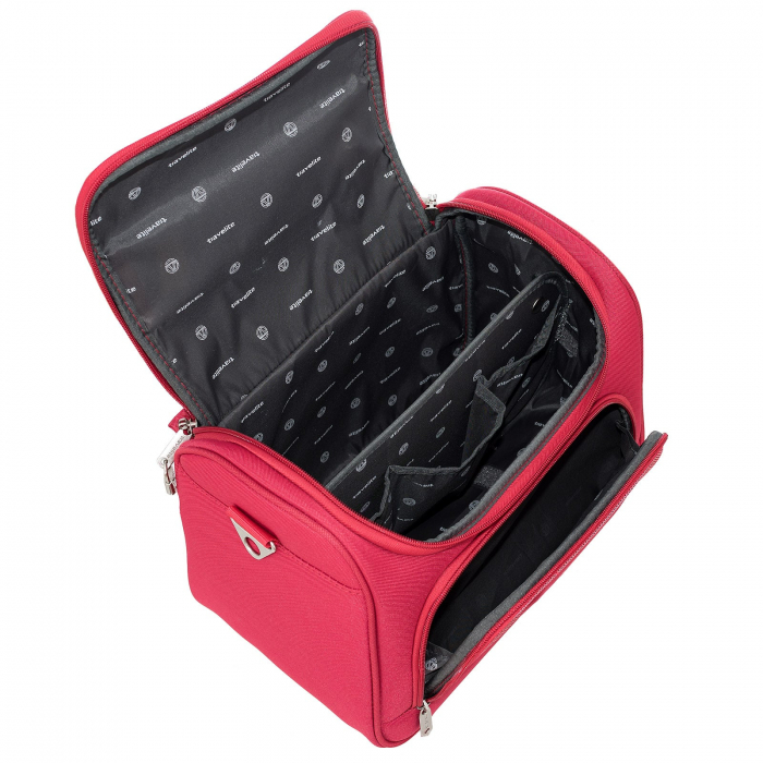 Beauty Case - Travelite Orlando  - Rosu 4