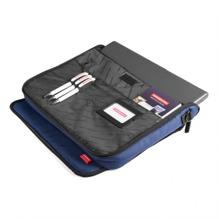 Geanta Laptop Modecom Torino - Albastru 2