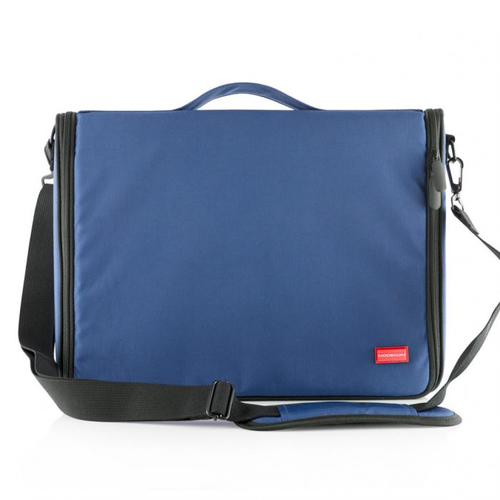 Geanta Laptop Modecom Torino - Albastru 0