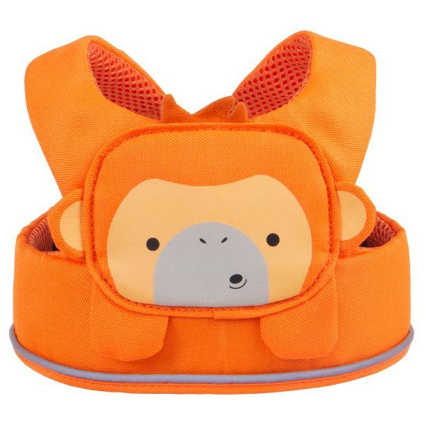 Ham de siguranta TODDLEPAK - Monkey - Orange 0