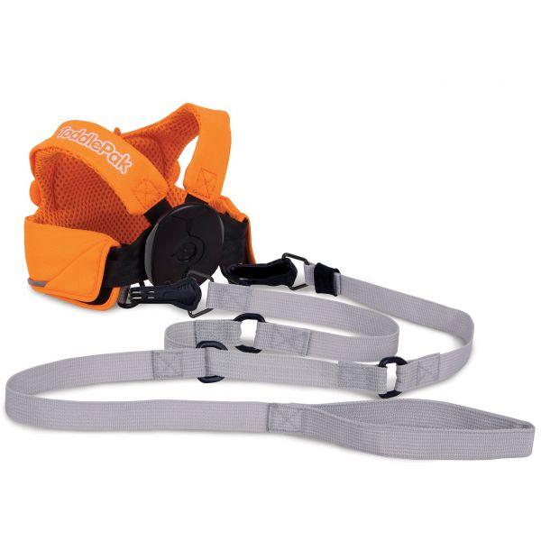 Ham de siguranta TODDLEPAK - Monkey - Orange 1
