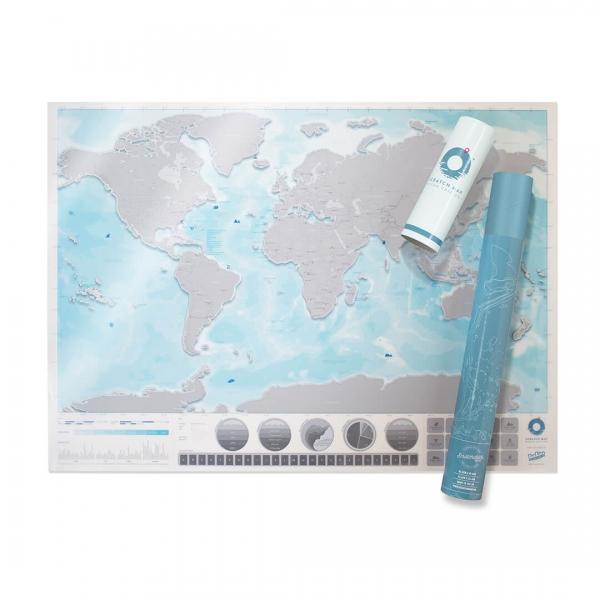 Harta razuibila Editia Oceane 1