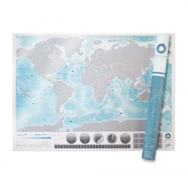 Harta razuibila Editia Oceane 0