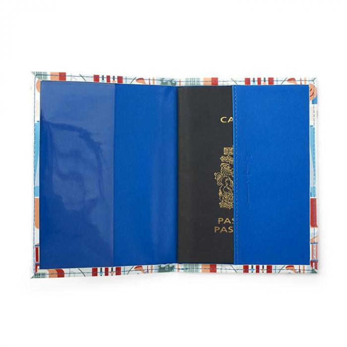 Husa de pasaport Heys New York 2