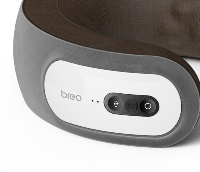 Dispozitiv masaj pentru gat (app Breo pt IOS si Android) [3]