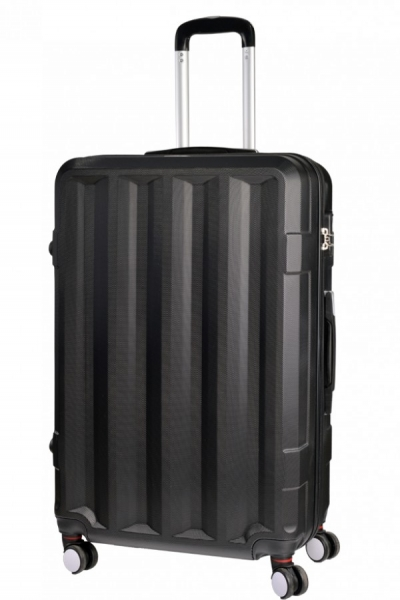Klept Troler ABS TRAVEL-60 Negru 0