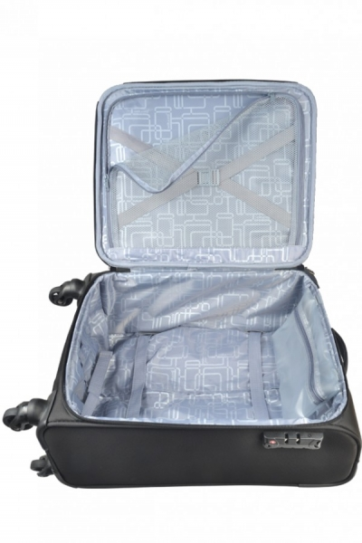 Mirano Troler material textil GREECE-55 negru