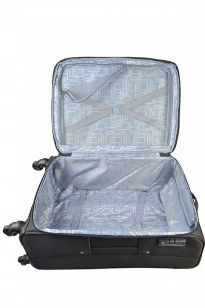 Mirano Troler material textil GREECE-65 negru 2