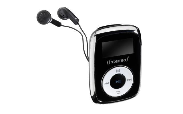 MP3 Player 8GB Music Mover - Negru 0